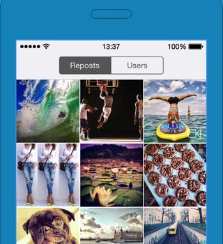 PhotoRepost Ekran Görüntüleri - 3