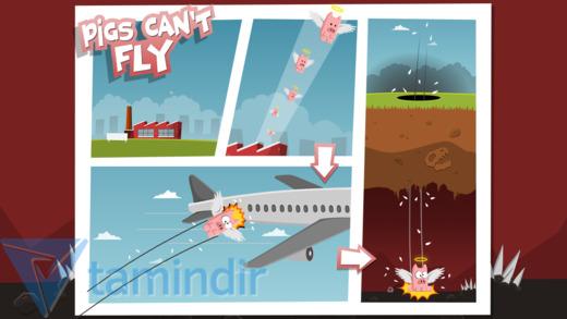 Pigs Can't Fly Ekran Görüntüleri - 5