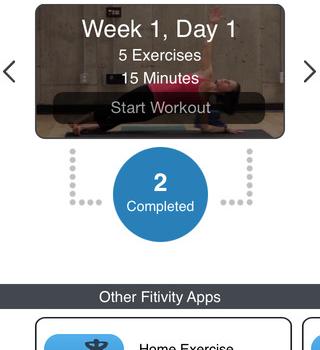 Pilates Exercise Ekran Görüntüleri - 4