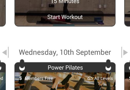 Pilates Exercise Ekran Görüntüleri - 3