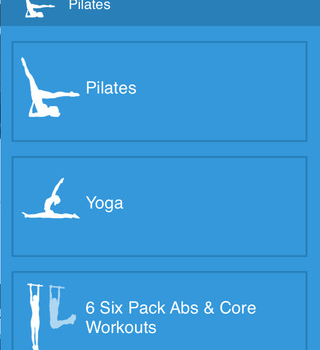 Pilates Exercise Ekran Görüntüleri - 5