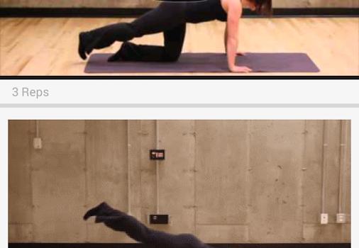 Pilates Exercise Ekran Görüntüleri - 2