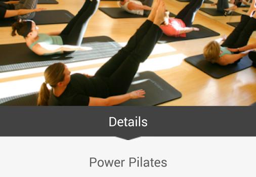 Pilates Exercise Ekran Görüntüleri - 1