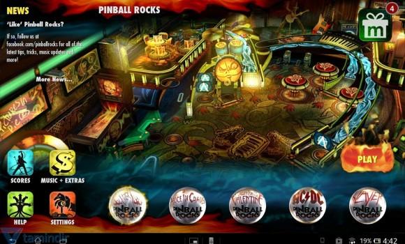 Pinball Rocks Ekran Görüntüleri - 5