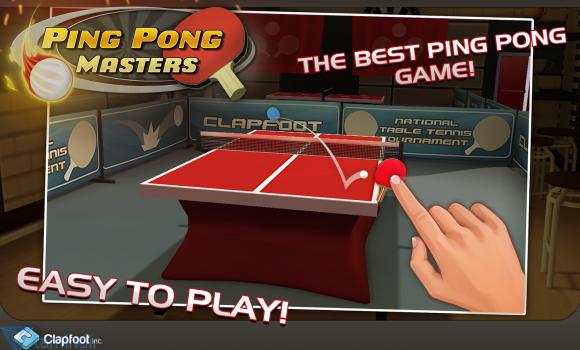 Ping Pong Masters Ekran Görüntüleri - 4