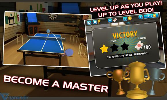 Ping Pong Masters Ekran Görüntüleri - 2