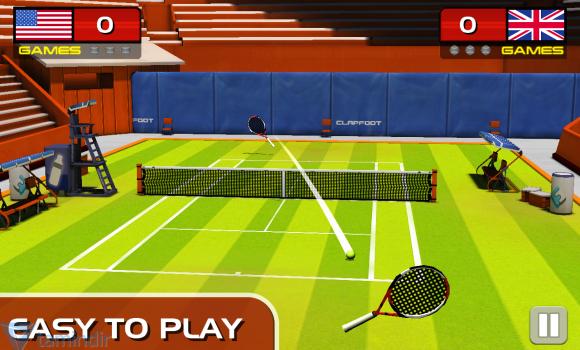 Play Tennis Ekran Görüntüleri - 5