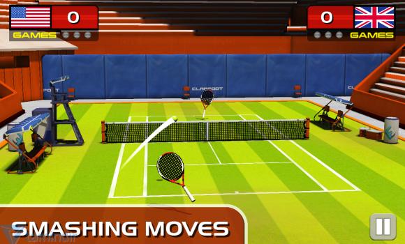 Play Tennis Ekran Görüntüleri - 1