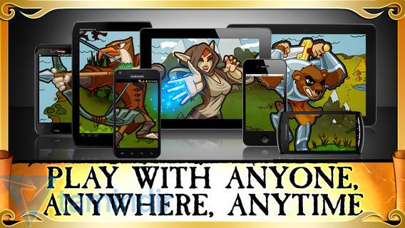Pocket Legends Ekran Görüntüleri - 4