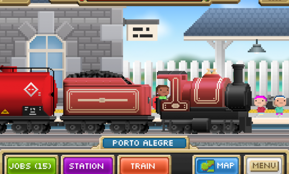 Pocket Trains Ekran Görüntüleri - 5