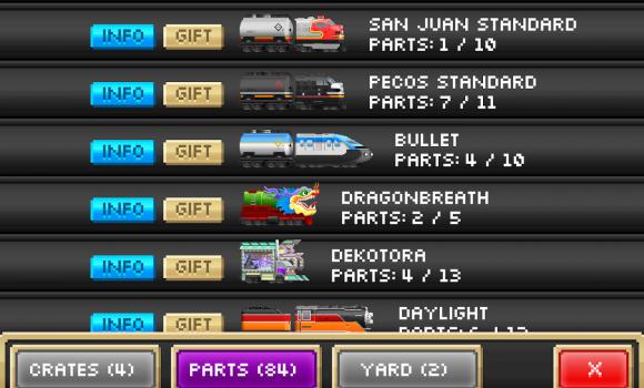 Pocket Trains Ekran Görüntüleri - 2