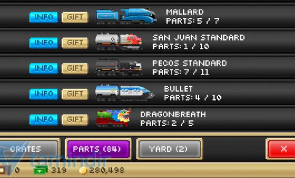 Pocket Trains Ekran Görüntüleri - 1