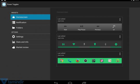 Power Toggles Ekran Görüntüleri - 5