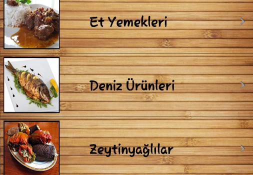 Pratik Yemek Tarifleri Ekran Görüntüleri - 3