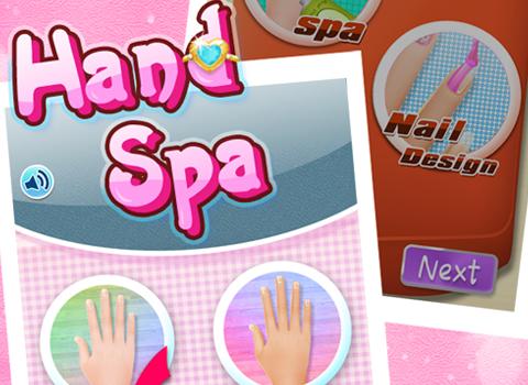 Princess Nail Salon Ekran Görüntüleri - 1