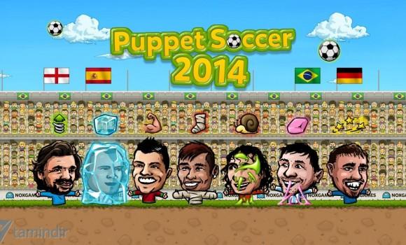 Puppet Soccer Ekran Görüntüleri - 5