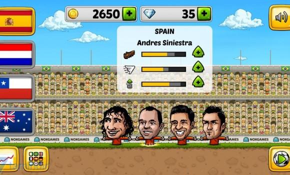 Puppet Soccer Ekran Görüntüleri - 4
