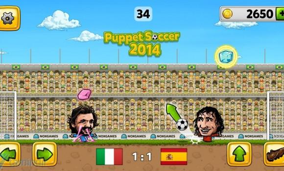 Puppet Soccer Ekran Görüntüleri - 2