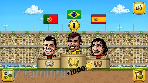 Puppet Soccer Ekran Görüntüleri - 1