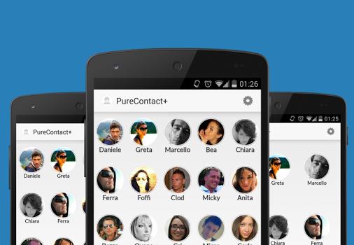 PureContact Ekran Görüntüleri - 2