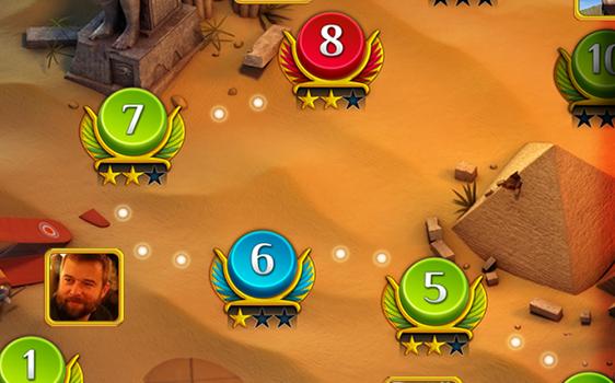 Pyramid Solitaire Saga Ekran Görüntüleri - 3
