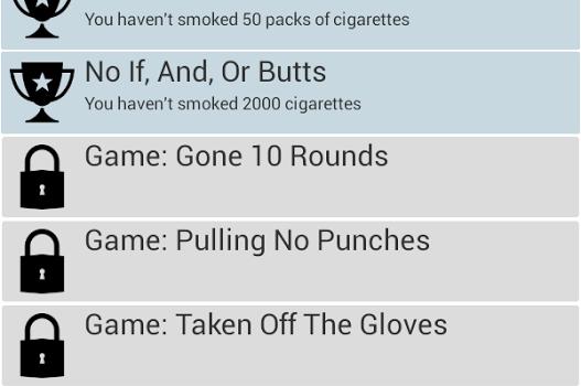 Quit Smoking: Cessation Nation Ekran Görüntüleri - 1