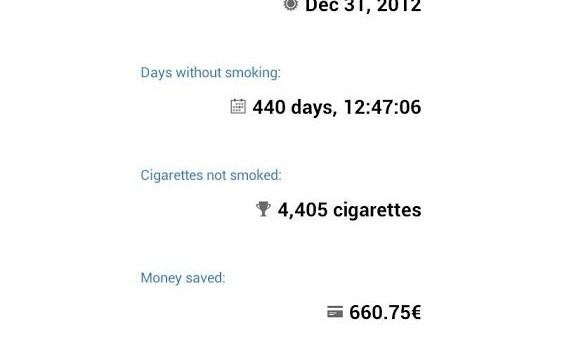 Quit smoking - QuitNow! Ekran Görüntüleri - 4