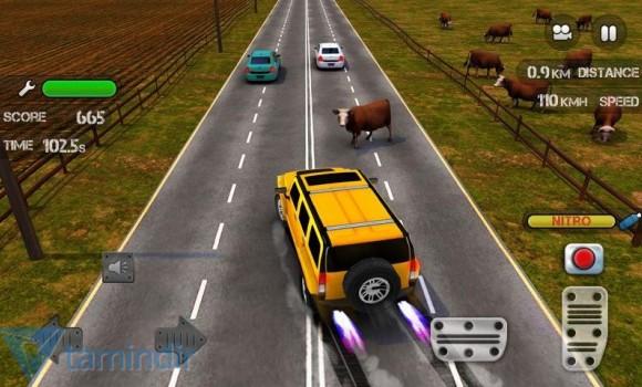 Race the Traffic Nitro Ekran Görüntüleri - 5