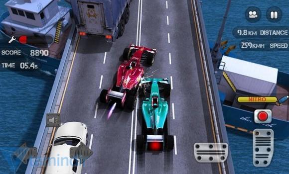 Race the Traffic Nitro Ekran Görüntüleri - 1