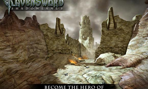 Ravensword: Shadowlands Ekran Görüntüleri - 2