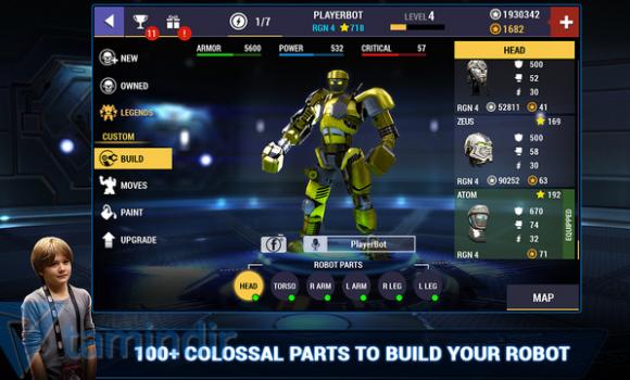 Real Steel Champions Ekran Görüntüleri - 4