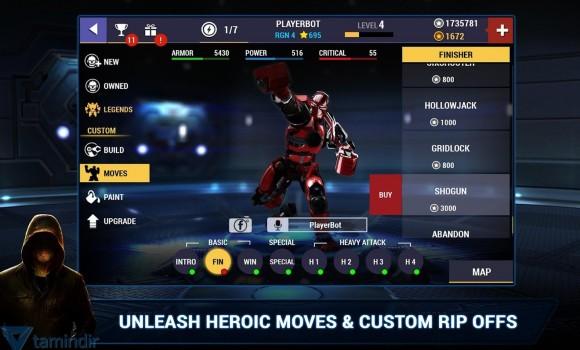 Real Steel Champions Ekran Görüntüleri - 3