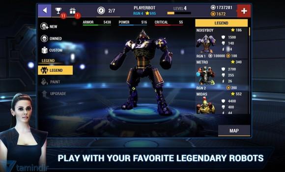 Real Steel Champions Ekran Görüntüleri - 2