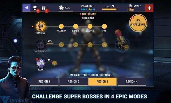 Real Steel Champions Ekran Görüntüleri - 1