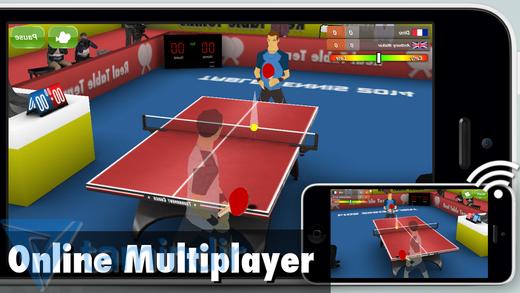 Real Table Tennis Ekran Görüntüleri - 5