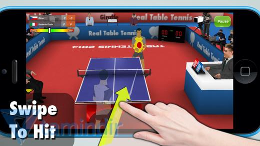 Real Table Tennis Ekran Görüntüleri - 4