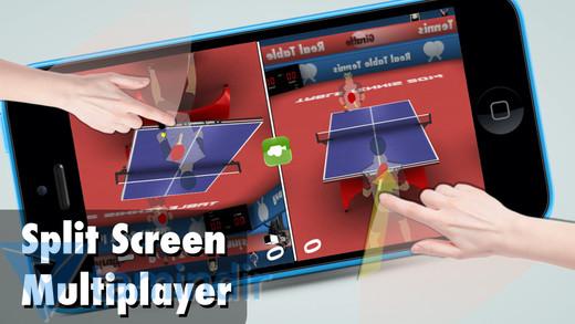 Real Table Tennis Ekran Görüntüleri - 2