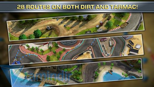 Reckless Racing 2 Ekran Görüntüleri - 1