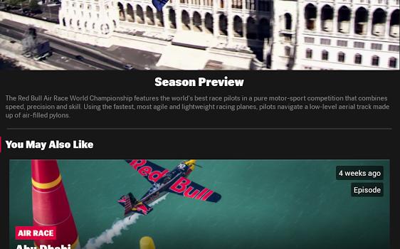 Red Bull TV Ekran Görüntüleri - 5