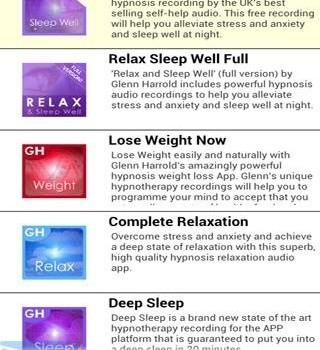 Relax & Sleep by Glenn Harrold Ekran Görüntüleri - 4