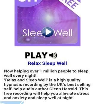 Relax & Sleep by Glenn Harrold Ekran Görüntüleri - 3