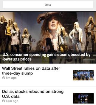 Reuters Ekran Görüntüleri - 3