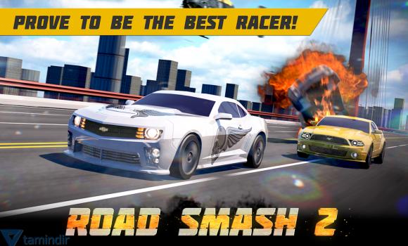 Road Smash 2 Ekran Görüntüleri - 1
