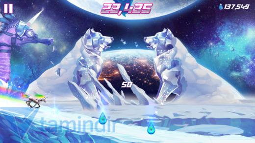 Robot Unicorn Attack 2 Ekran Görüntüleri - 3