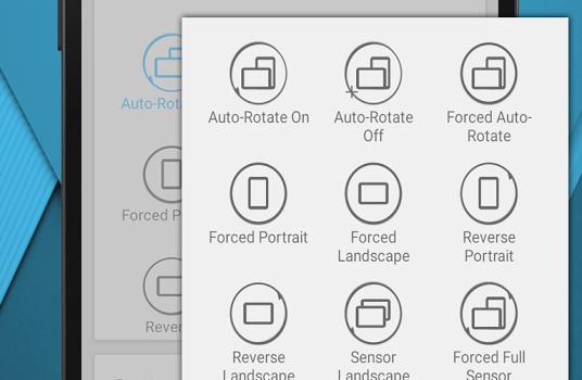Rotation - Orientation Manager Ekran Görüntüleri - 4