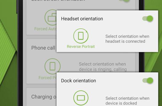 Rotation - Orientation Manager Ekran Görüntüleri - 1