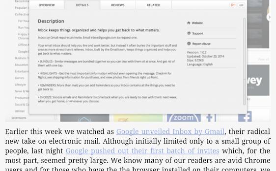RSS Reader Ekran Görüntüleri - 3