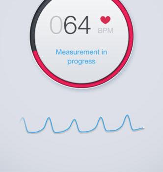 Runtastic Heart Rate Ekran Görüntüleri - 3