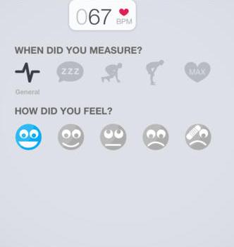 Runtastic Heart Rate Ekran Görüntüleri - 1