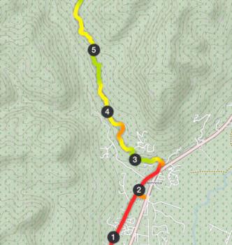 Runtastic Mountain Bike Ekran Görüntüleri - 1